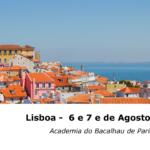 Viagem a Lisboa
