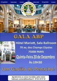 affiche pour gala decembre 2018