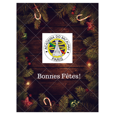 Poster Boas Festas - FR
